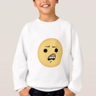 WTF Emoji スウェットシャツ