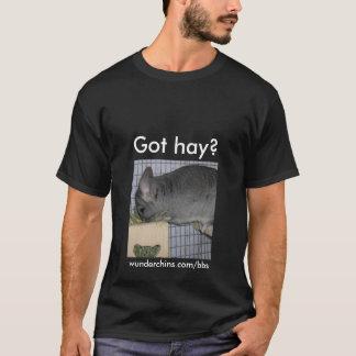 Wunderchinsは暗い干し草の人を得ました Tシャツ