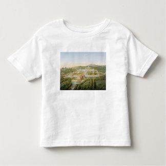 Wurtの王のギヨーム別荘の空中写真 トドラーTシャツ