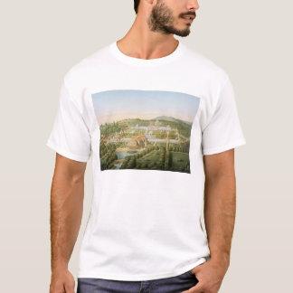 Wurtの王のギヨーム別荘の空中写真 Tシャツ