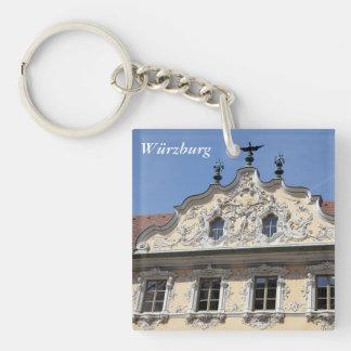 WürzburgのFalkenhaus キーホルダー