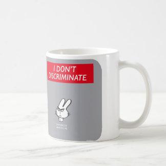 WW053のwaitwot、badassのバニーは、区別します コーヒーマグカップ