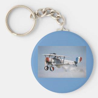 WWIの飛行機 キーホルダー