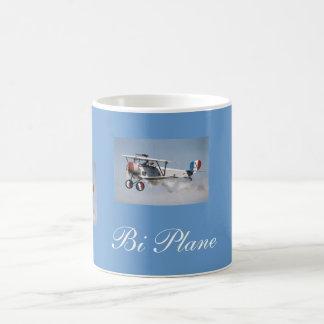 WWIの飛行機、WWIの飛行機、WWIの飛行機、Biの飛行機 コーヒーマグカップ