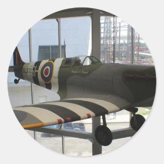 WWIIの飛行機#2 ラウンドシール
