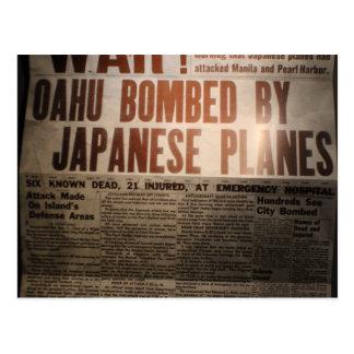 WWII新聞 ポストカード