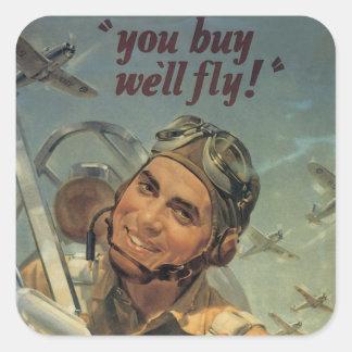 WWII時代 スクエアシール