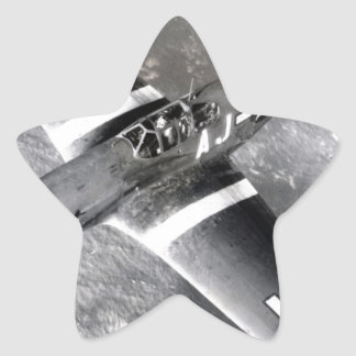 WWII PHotographes 星シール