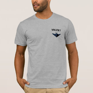 WWJBか。 Tシャツ