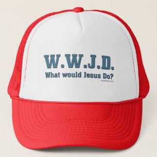 WWJDか。 帽子