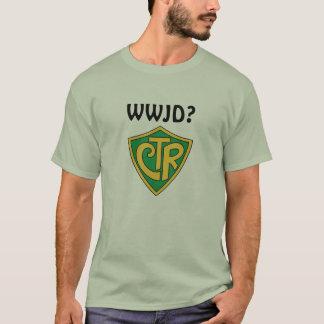 WWJDか。 CTR Tシャツ