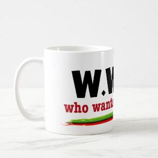 WWJD コーヒーマグカップ