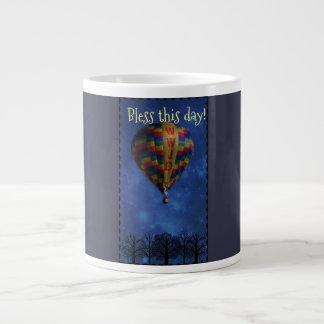 WWJD ジャンボコーヒーマグカップ