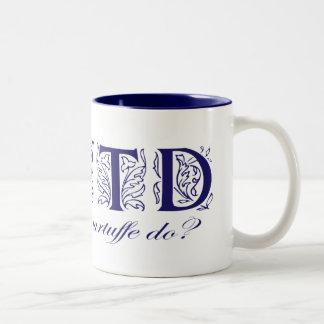 WWTDか。 ツートーンマグカップ