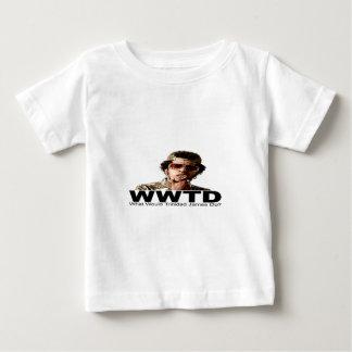 WWTDのコレクション ベビーTシャツ