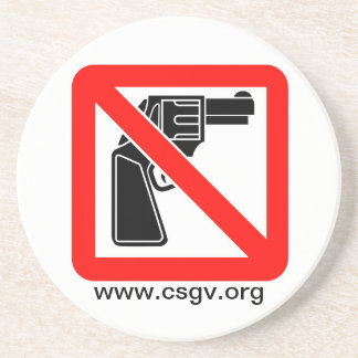 、www.csgv.org csgvロゴ大きい コースター