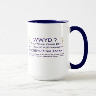 WWYDのマグ マグカップ