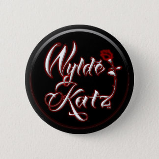 Wylde Katzバンド熱いRockinボタン 缶バッジ