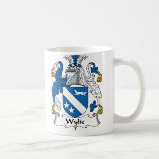 Wylieの家紋 コーヒーマグカップ