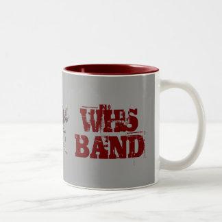 Wylieバンドマグ ツートーンマグカップ