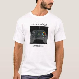 WYSIWIGのcontroler Tシャツ