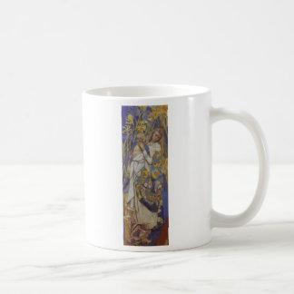 Wyspianski、Caritas (マドンナおよび子供)、1904年(1) コーヒーマグカップ