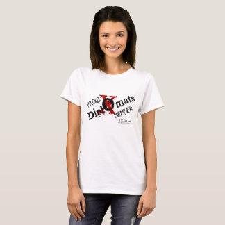 X外交官 Tシャツ