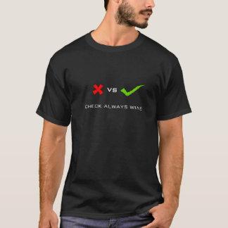 X点検対 Tシャツ