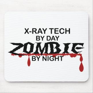 X線の技術のゾンビ マウスパッド