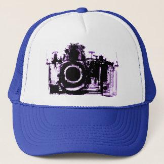 X線の視野のカメラ-紫色 キャップ