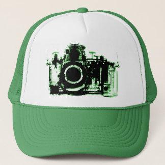 X線の視野のカメラ-緑 キャップ