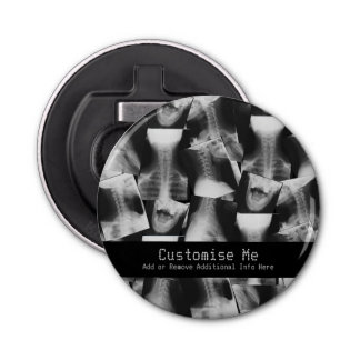 X線撮影をされたオリジナル 栓抜き