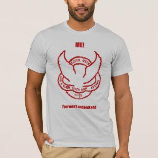X005 S私! 声明のワイシャツ Tシャツ