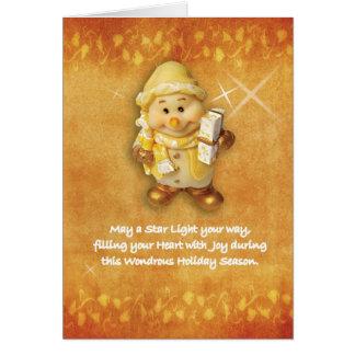 X-masの小妖精や小人 カード