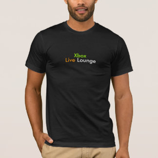 Xbox LiveのラウンジのTシャツ Tシャツ