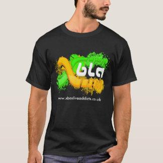 Xboxliveaddictsのベクトル Tシャツ