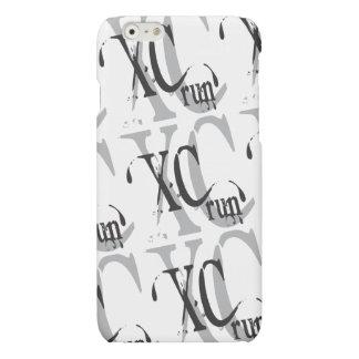 XCを走るクロス・カントリー マットiPhone 6ケース