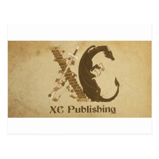 XC出版のロゴ-旧世界の優雅 ポストカード