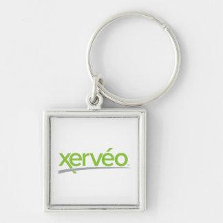 Xerveo優れた正方形のKeychain キーホルダー
