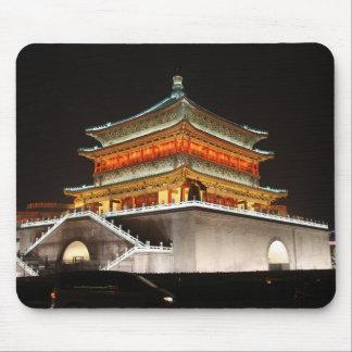 Xi'an鐘桜のマウスパッド マウスパッド
