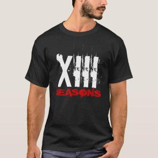 XIII元の季節 Tシャツ