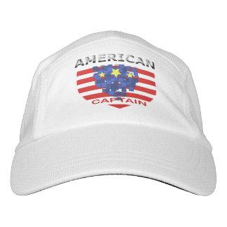 XNH2帽子のアメリカの大尉 ヘッドスウェットハット