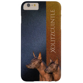 Xoloitzcuintleの電話箱 Barely There iPhone 6 Plus ケース