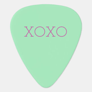 XOXOのギターピック ギターピック