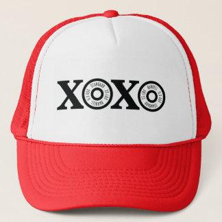 Xoxoのトラック運転手の帽子 キャップ