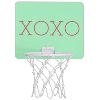XOXOの小型バスケットボールのゴール ミニバスケットボールネット