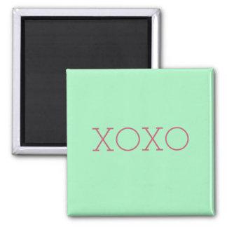 XOXOの磁石 マグネット