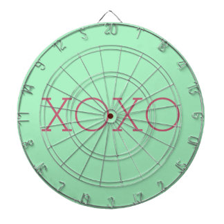 XOXOの金属のおりのダート盤 ダーツボード