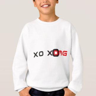 xoxoのomg スウェットシャツ