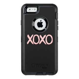 XOXO オッターボックスディフェンダーiPhoneケース